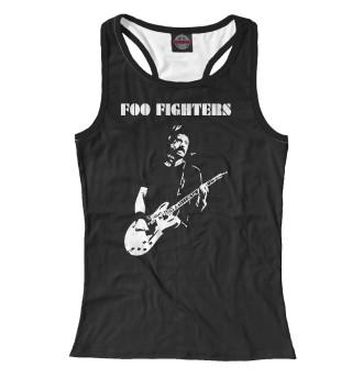 Майка борцовка женская Foo Fighters (7161)