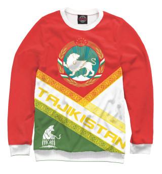 Одежда с принтом Tajikistan light