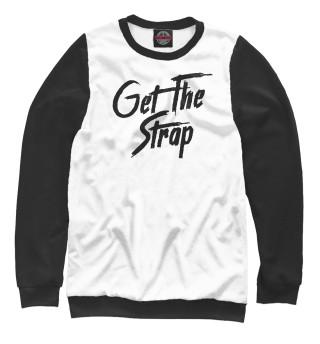 Одежда с принтом Get the strap 50 cent (539198)