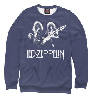 Одежда с принтом Led Zeppelin