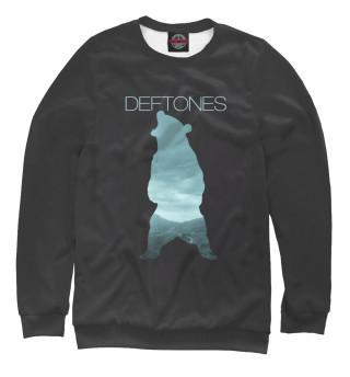 Одежда с принтом Deftones (432597)