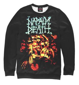 Одежда с принтом Napalm Death (796551)