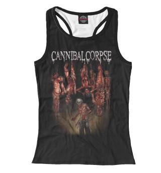Майка борцовка женская Cannibal Corpse (6758)