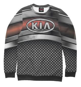 Одежда с принтом KIA Metal