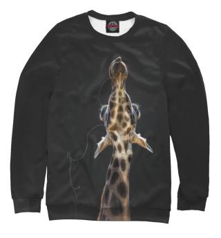 Одежда с принтом Жираф (952028)