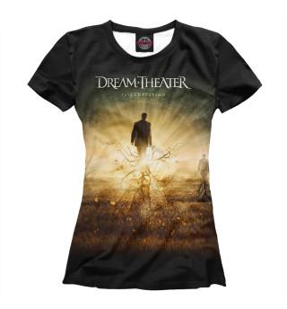 Футболка женская Dream Theater (6947)