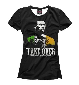 Футболка женская Conor McGregor (1057)