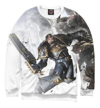Одежда с принтом Warhammer Space Marine