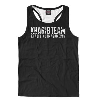 Майка борцовка мужская Khabib Team