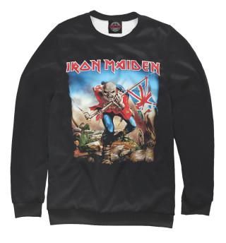 Одежда с принтом Iron Maiden (352043)
