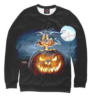 Одежда с принтом Хэллоуин