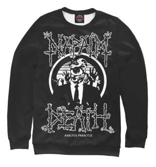 Одежда с принтом Napalm Death (860577)