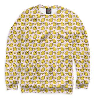 Одежда с принтом Уточки (849008)