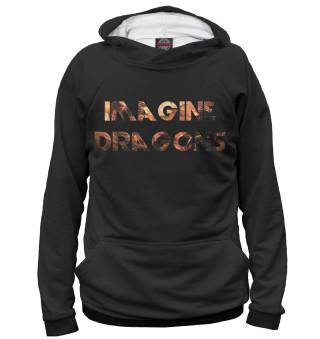 Худи женское Imagine Dragons (5683)