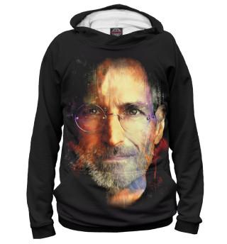 Худи женское Стив Джобс