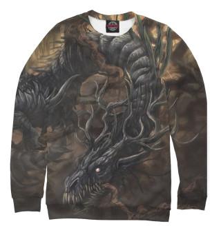 Одежда с принтом Дракон (403667)