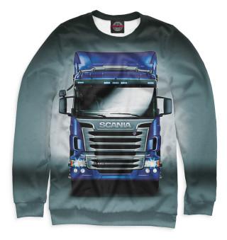 Одежда с принтом Scania (595161)