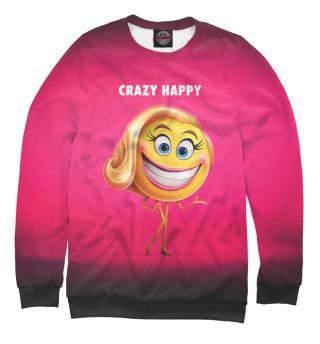 Одежда с принтом Crazy Happy