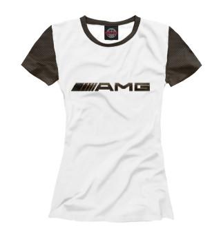 Футболка женская AMG