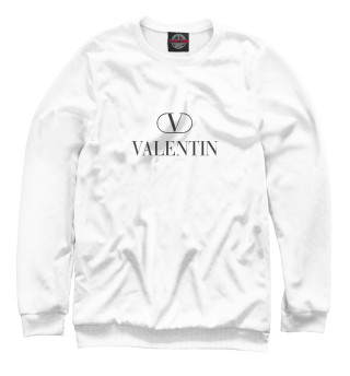 Одежда с принтом Валентин