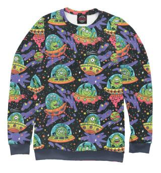 Одежда с принтом Пришельцы (343760)