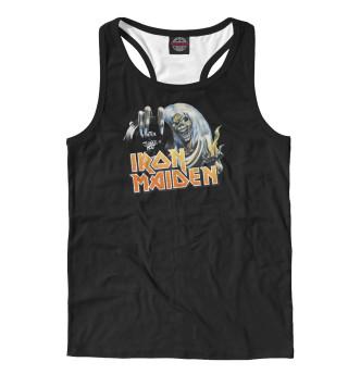 Майка борцовка мужская Iron Maiden (9785)