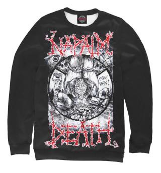 Одежда с принтом Napalm Death (195842)