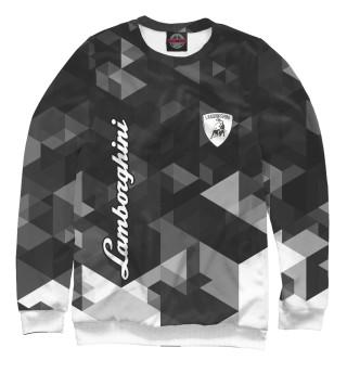 Одежда с принтом Lamborghini (634066)