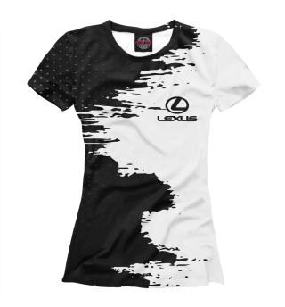 Футболка женская LEXUS sport