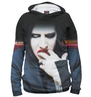 Худи женское Marilyn Manson (8728)