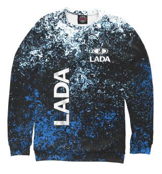 Одежда с принтом Lada (964666)