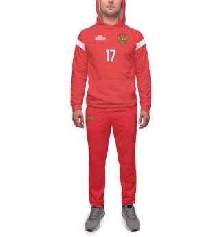 Спортивный костюм  мужской Сборная России Головин