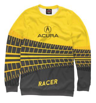 Свитшот для девочек Acura racer