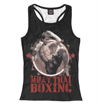 Майка борцовка женская Muay Thai Boxing