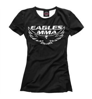 Футболка женская Eagles MMA