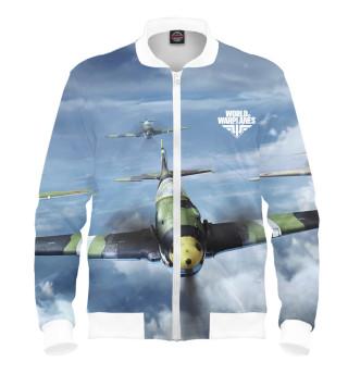 Бомбер мужский World of Warplanes (7562)
