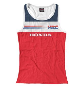 Майка борцовка женская Honda (4841)