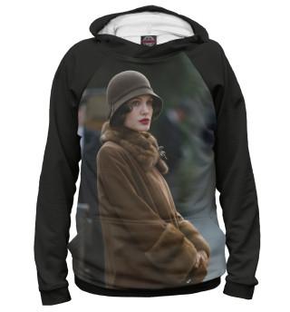 Худи женское Подмена — Анджелина Джоли