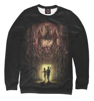 Одежда с принтом Silent Hill 2