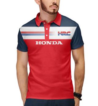 Поло мужское Honda