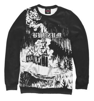 Одежда с принтом Burzum (792598)