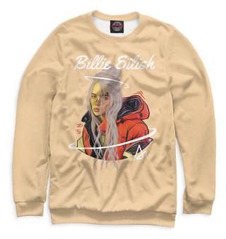 Одежда с принтом Billie Eilish (582049)