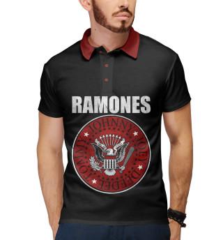 Поло мужское Ramones
