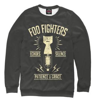 Одежда с принтом Foo Fighters (562719)