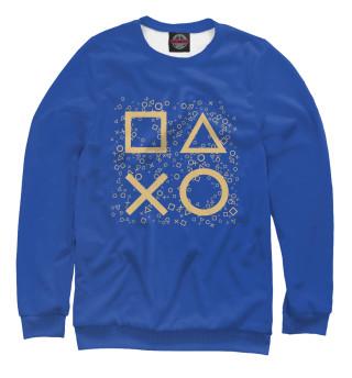 Одежда с принтом PS4