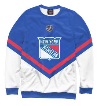 Одежда с принтом New York Rangers