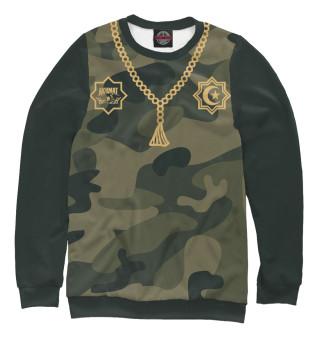 Одежда с принтом Чечня Ахмат Камуфляж