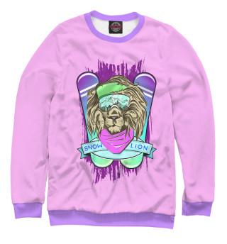 Одежда с принтом Snow Lion 3