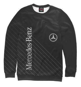 Одежда с принтом Mercedes (223330)