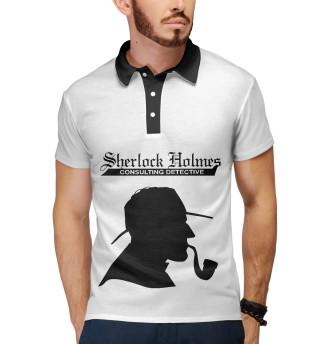 Поло мужское Шерлок Холмс